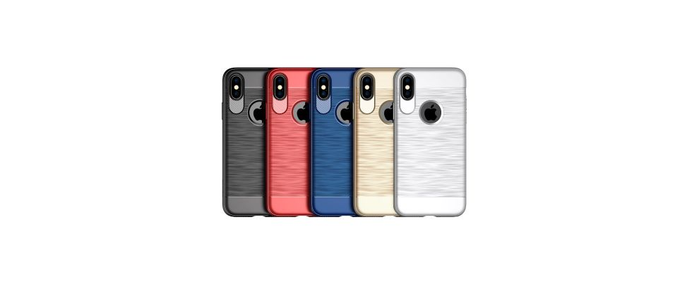 Back Cover Square TPU phone case For Iphone X